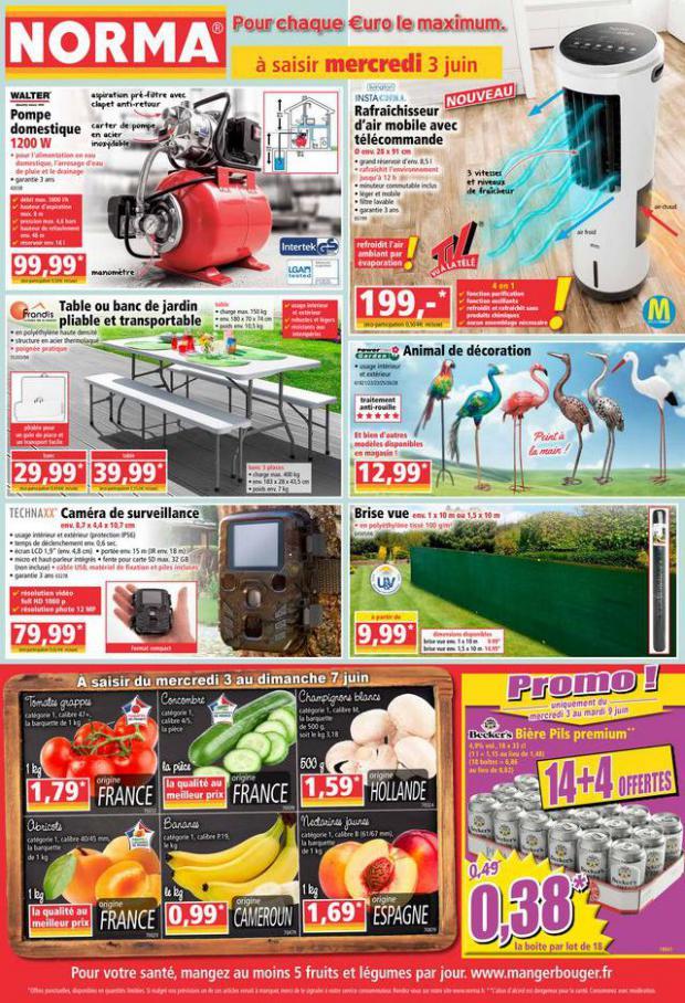 Catalogue Norma . Norma (2020-06-09-2020-06-09)