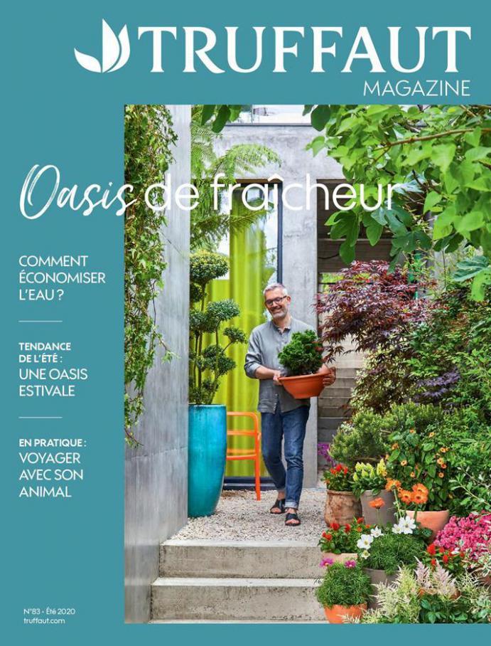 Oasis de fraîcheur  . Truffaut (2020-06-30-2020-06-30)