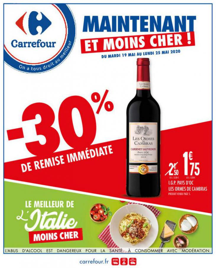 Catalogue Carrefour . Carrefour (2020-05-25-2020-05-25)