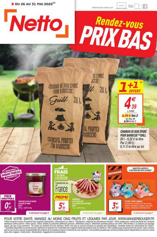 Catalogue Netto . Netto (2020-05-31-2020-05-31)