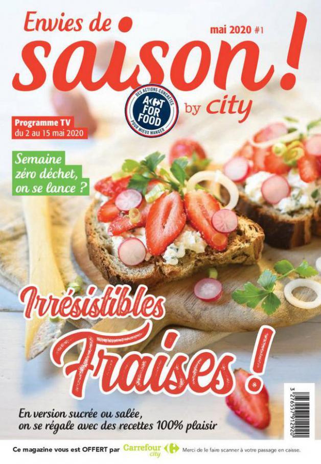 City Hebdo S15 . Carrefour City (2020-05-15-2020-05-15)