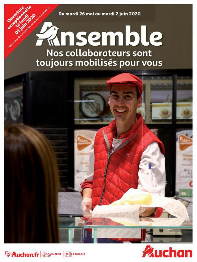 Catalogue Auchan . Auchan (2020-06-02-2020-06-02)