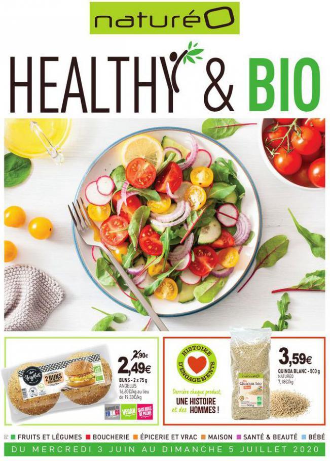 Healthy & bio . NaturéO (2020-07-05-2020-07-05)