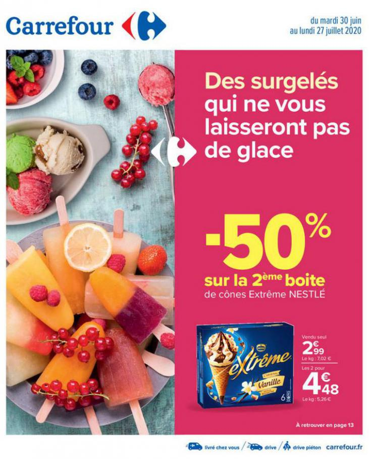 Catalogue Carrefour . Carrefour (2020-07-27-2020-07-27)