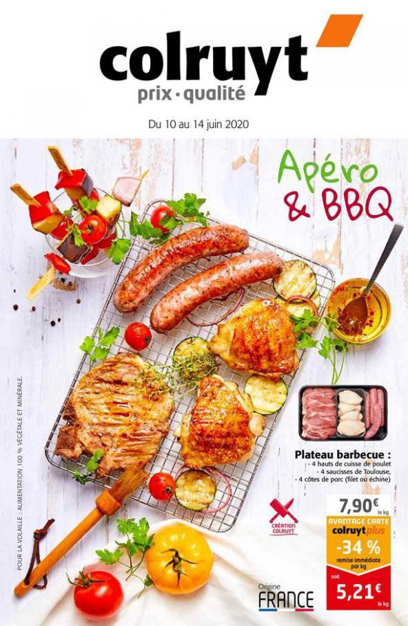 Apéro & BBQ  . Colruyt (2020-06-14-2020-06-14)