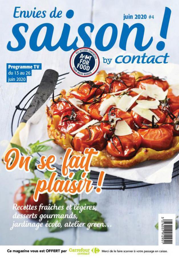 Contact Hebdo S18 . Carrefour Contact (2020-06-26-2020-06-26)
