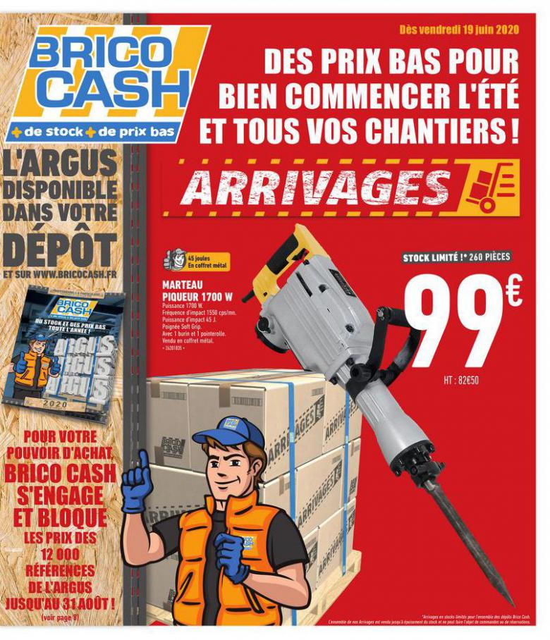 Trafic 100% Arrivages . Brico Cash (2020-07-04-2020-07-04)