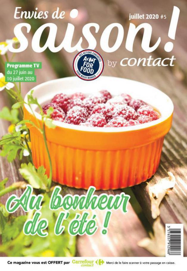 Contact Hebdo S19 . Carrefour Contact (2020-07-10-2020-07-10)