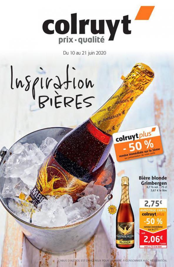 Inspiration bières  . Colruyt (2020-06-21-2020-06-21)