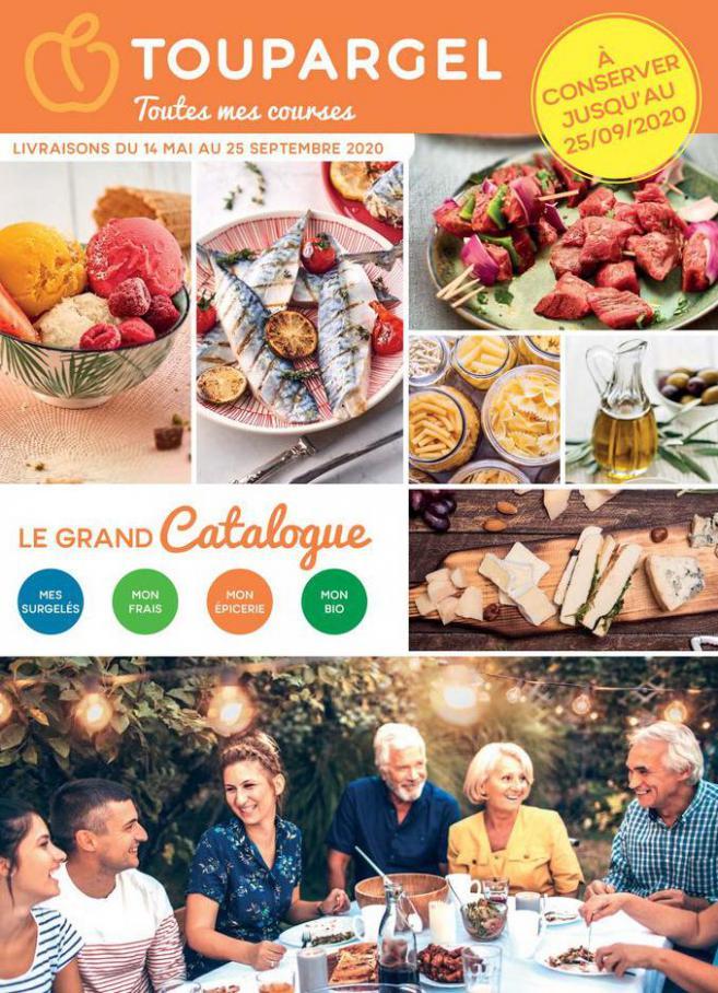 LE GRAND CATALOGUE . Toupargel (2020-09-25-2020-09-25)