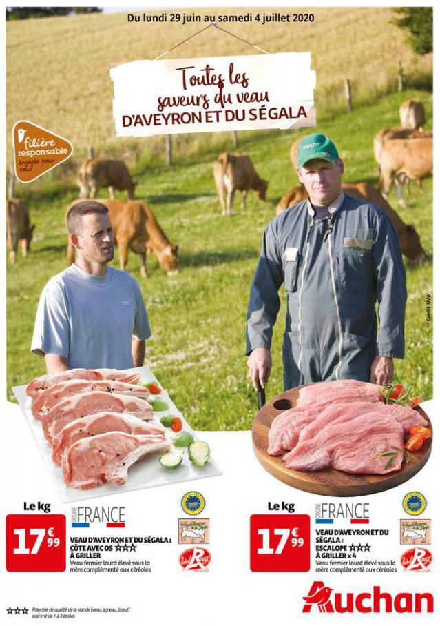 Catalogue Auchan Direct . Auchan Direct (2020-07-04-2020-07-04)