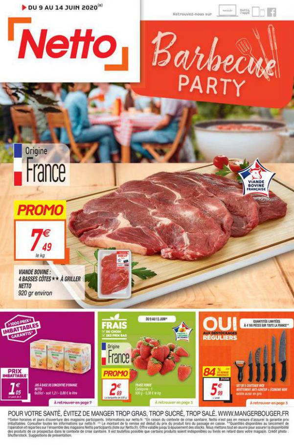 Catalogue Netto . Netto (2020-06-14-2020-06-14)