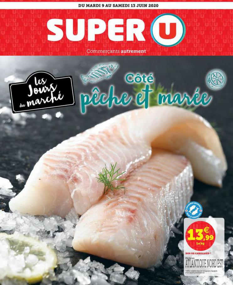 Catalogue Super U . Super U (2020-06-13-2020-06-13)