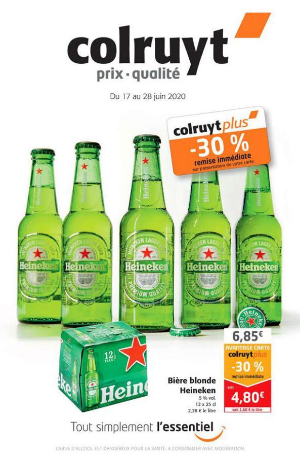 Catalogue Colruyt . Colruyt (2020-06-28-2020-06-28)