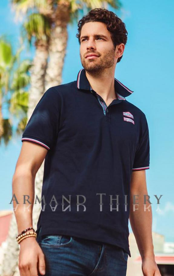Collection Homme . Armand Thiery (2020-08-12-2020-08-12)