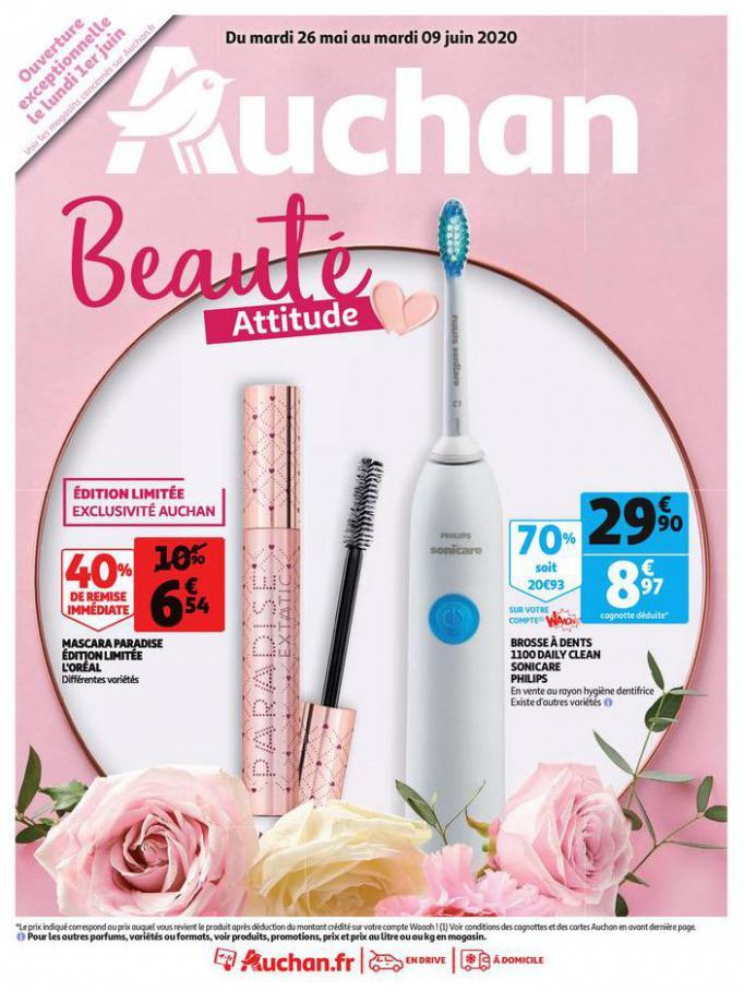 Auchan Beauté  . Auchan (2020-06-09-2020-06-09)