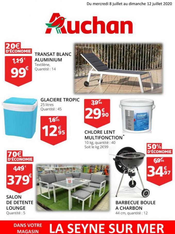 Offres 8 au 12 juillet . Auchan Direct (2020-07-12-2020-07-12)