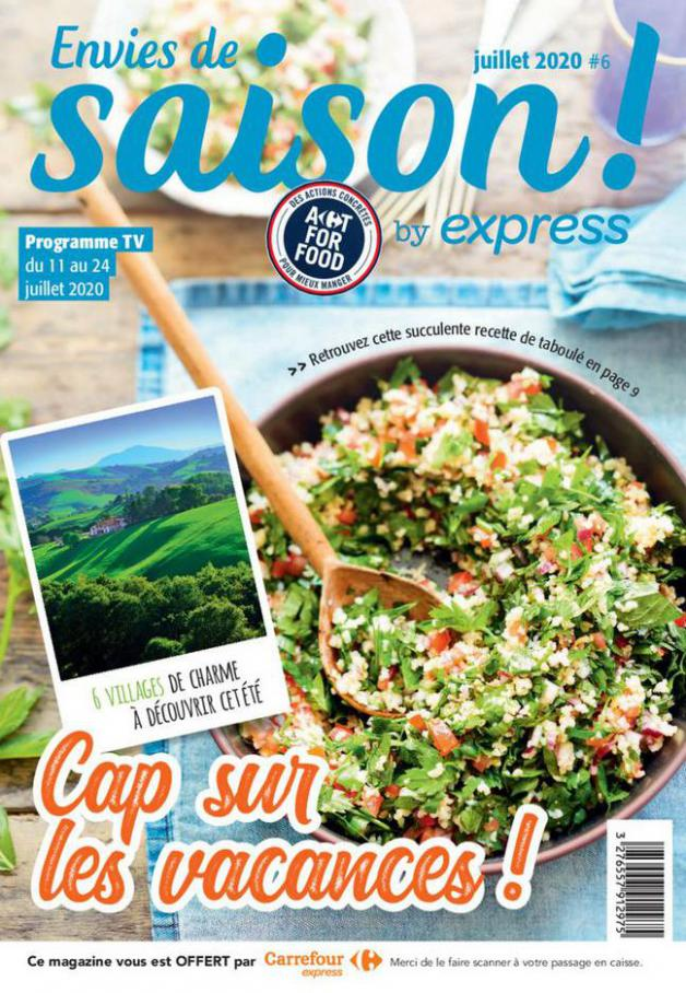 Express Hebdo S20 . Carrefour Express (2020-07-24-2020-07-24)
