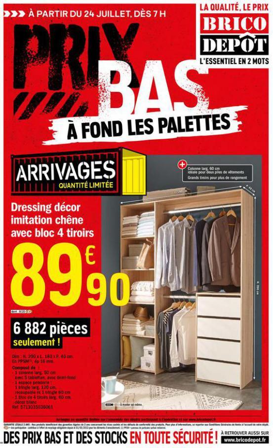 Catalogue Brico Dépôt . Brico Dépôt (2020-08-06-2020-08-06)