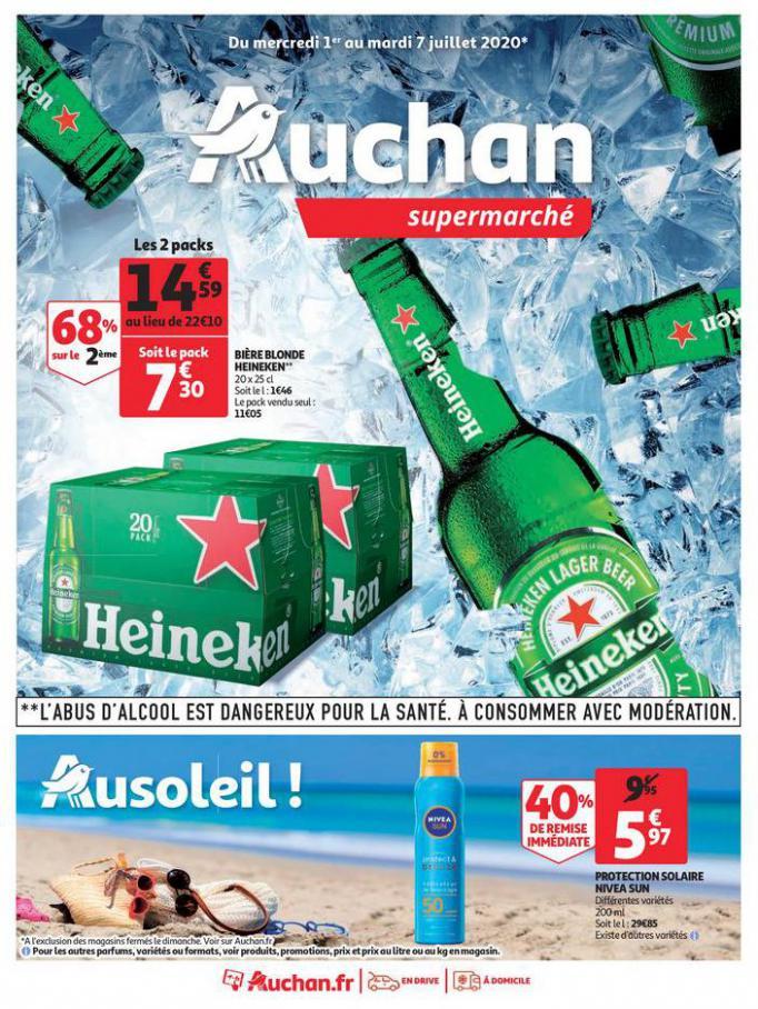 Ausoleil ! . Auchan Direct (2020-07-07-2020-07-07)