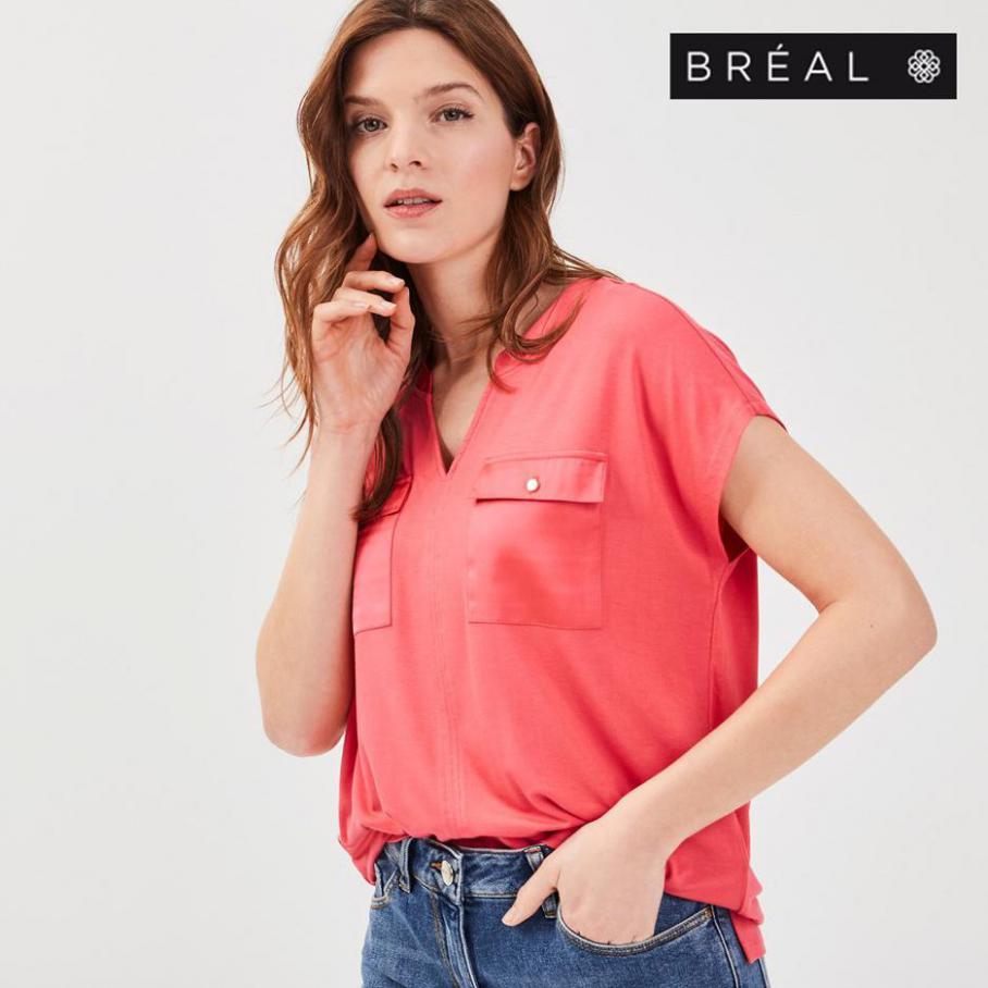Collection T-Shirts . Bréal (2020-08-31-2020-08-31)