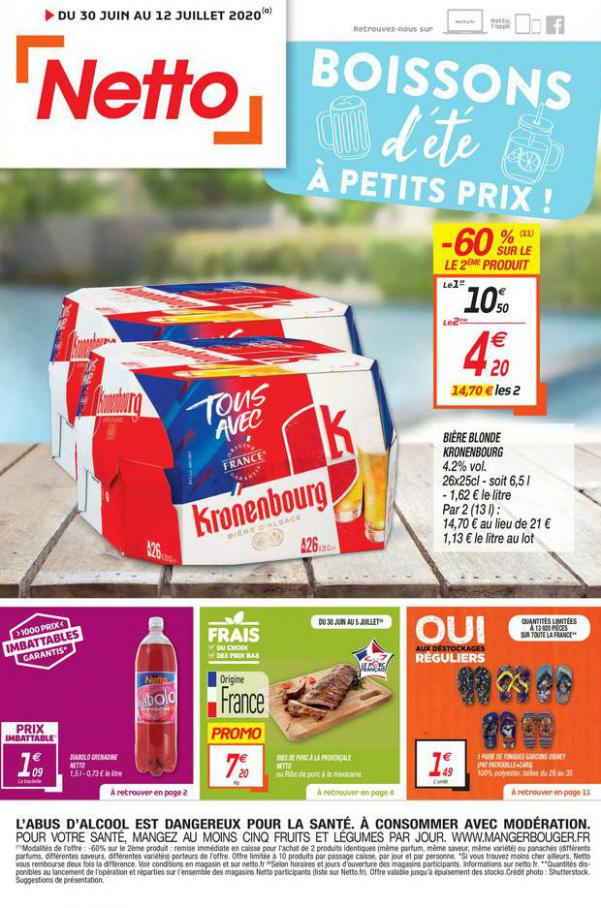 Catalogue Netto . Netto (2020-07-12-2020-07-12)