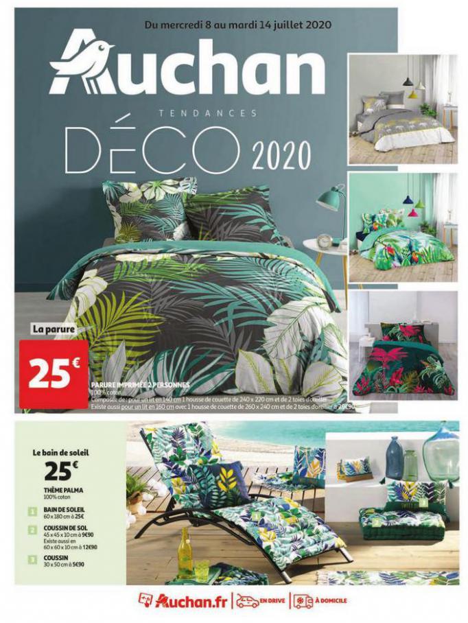 DECO 2020 ! . Auchan Direct (2020-07-14-2020-07-14)