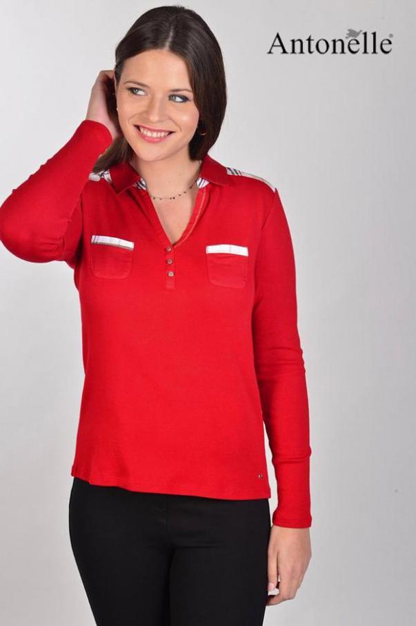 T-Shirt & Polos Femme . Antonelle (2020-09-12-2020-09-12)