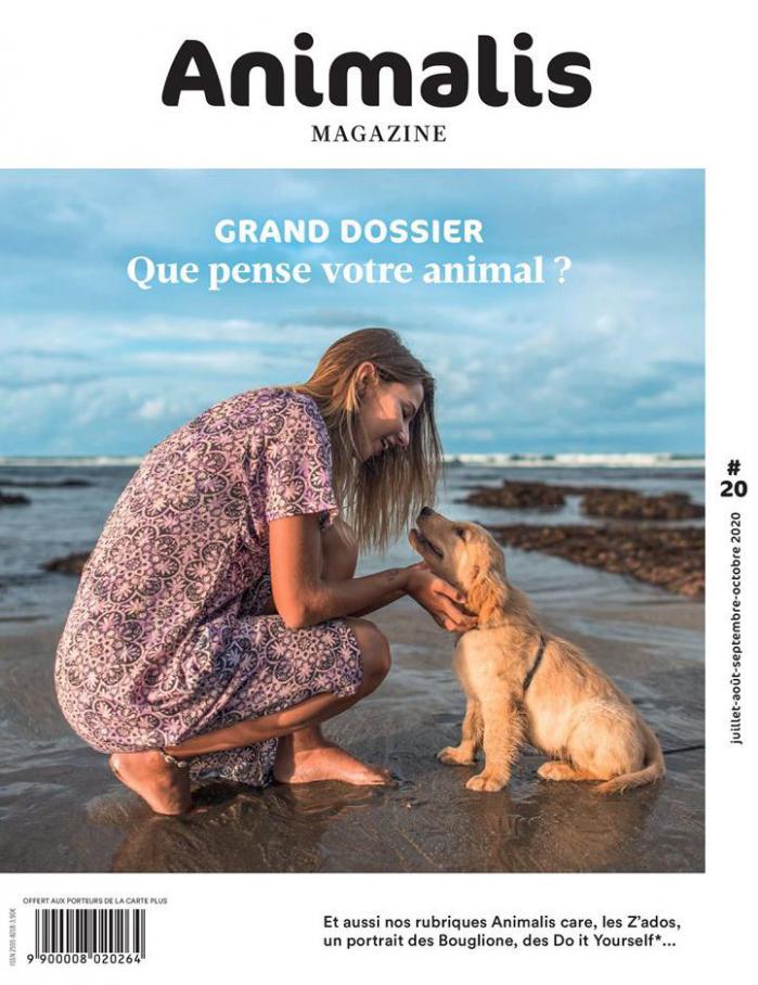 Animalis Magazine  . Animalis (2020-10-31-2020-10-31)