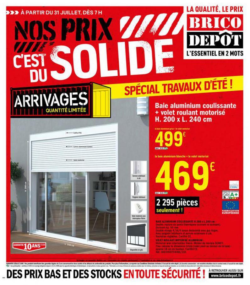 Catalogue Brico Dépôt . Brico Dépôt (2020-08-20-2020-08-20)