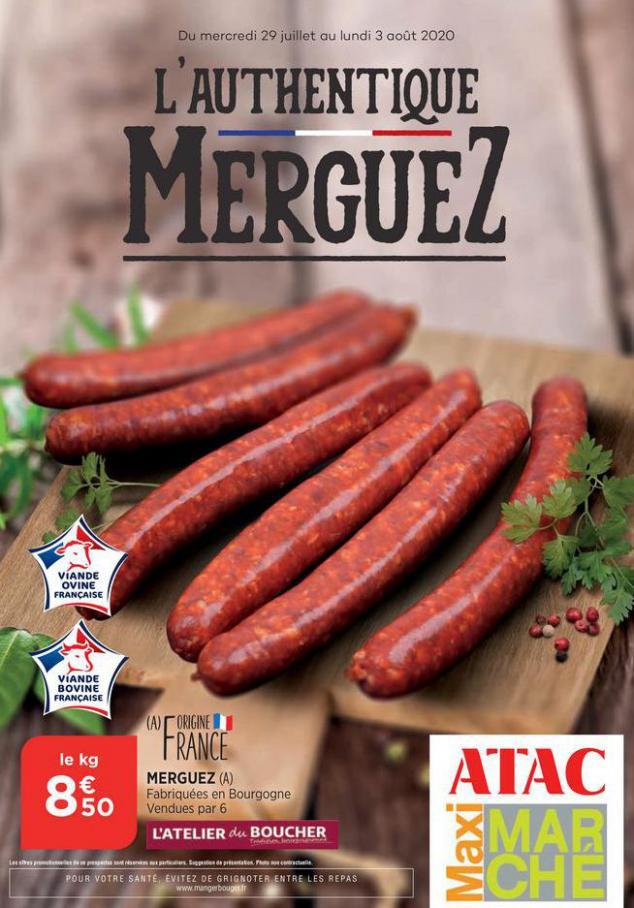 Catalogue Maximarché . Maximarché (2020-08-03-2020-08-03)