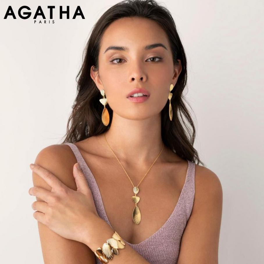 Nouveautés Femme . Agatha (2020-10-18-2020-10-18)