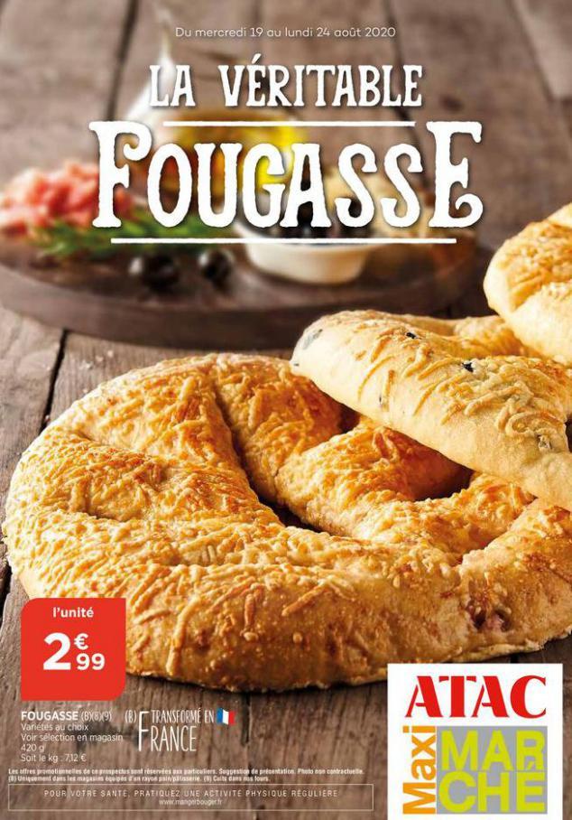 Catalogue Maximarché . Maximarché (2020-08-24-2020-08-24)