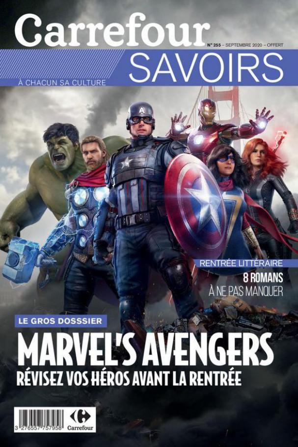 Savoirs Septembre . Carrefour (2020-09-30-2020-09-30)