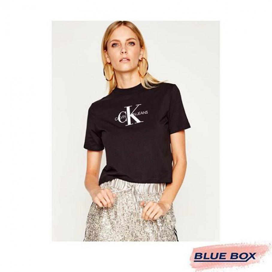 Tendances Femme . Blue Box (2020-10-16-2020-10-16)