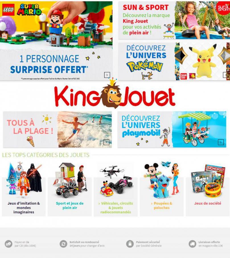 Promotions . King Jouet (2020-09-14-2020-09-14)