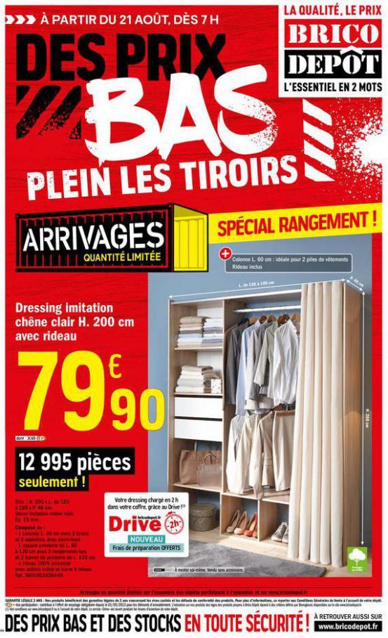Catalogue Brico Dépôt . Brico Dépôt (2020-09-03-2020-09-03)