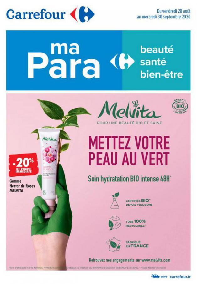 Ma para - santé, beauté, bien-être . Carrefour (2020-09-30-2020-09-30)