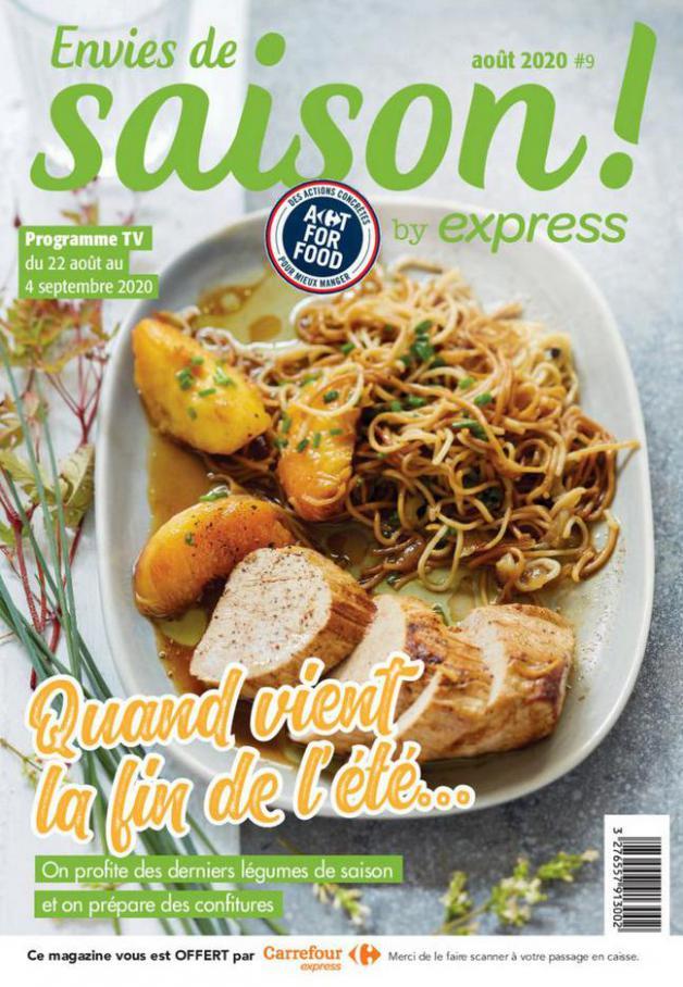 Express Bi-mensuel S36/S37 . Carrefour Express (2020-09-04-2020-09-04)