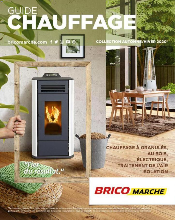 Guide Chauffage . Bricomarché (2020-10-31-2020-10-31)