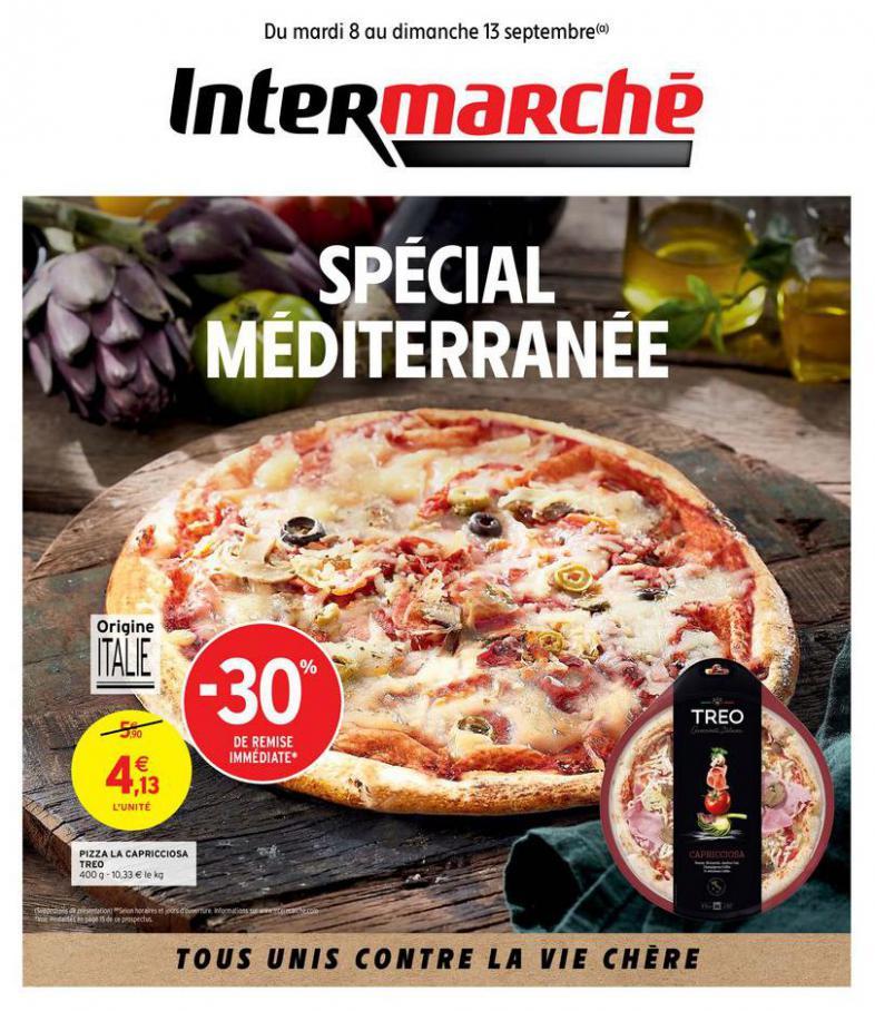 SPÉCIAL MÉDITERRANÉE . Intermarché Express (2020-09-13-2020-09-13)