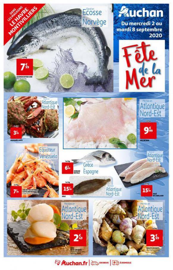 Fête de la mer . Auchan Direct (2020-09-08-2020-09-08)
