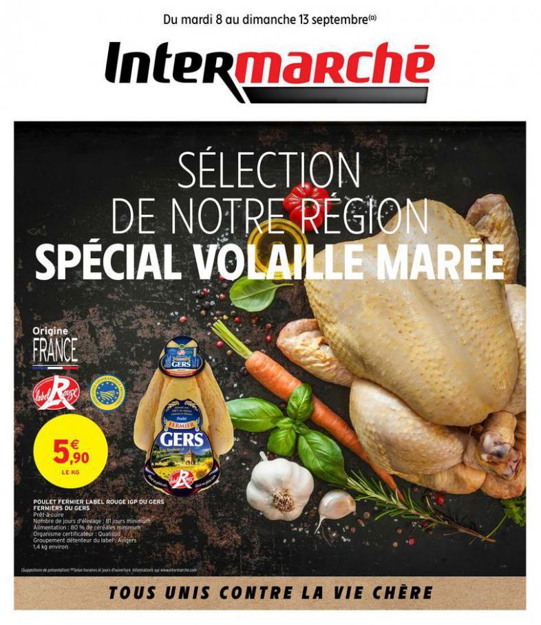 SPÉCIAL VOLAILLE MARÉE . Intermarché (2020-09-13-2020-09-13)