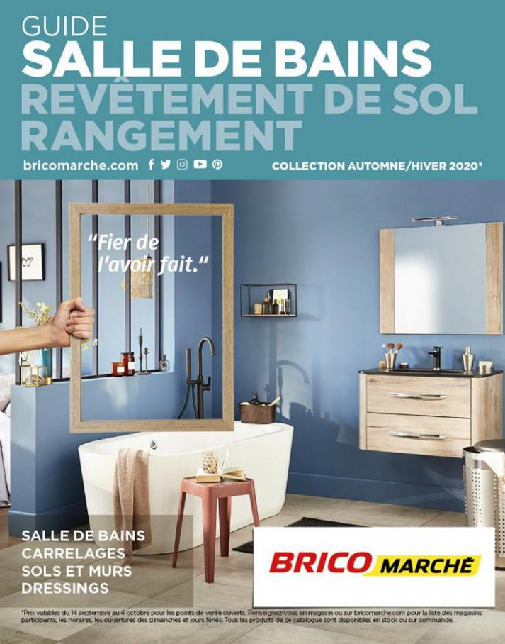 Guide Salle de Bains Revêtement de sol Rangement . Bricomarché (2020-10-04-2020-10-04)