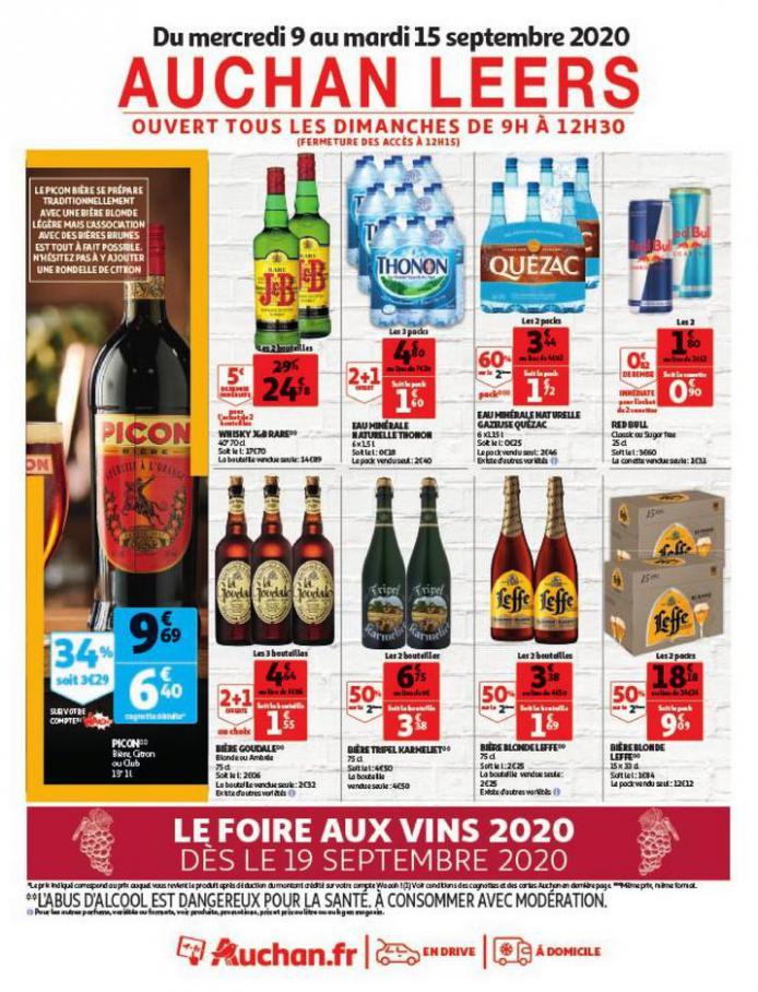 Septembre 2 . Auchan Direct (2020-09-15-2020-09-15)