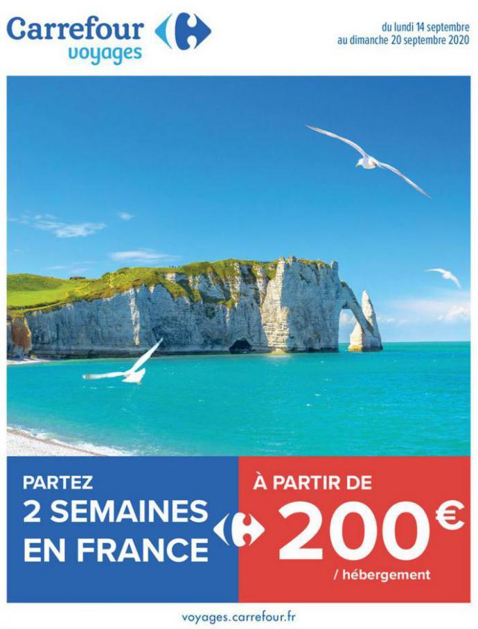 Catalogue Carrefour . Carrefour (2020-09-20-2020-09-20)