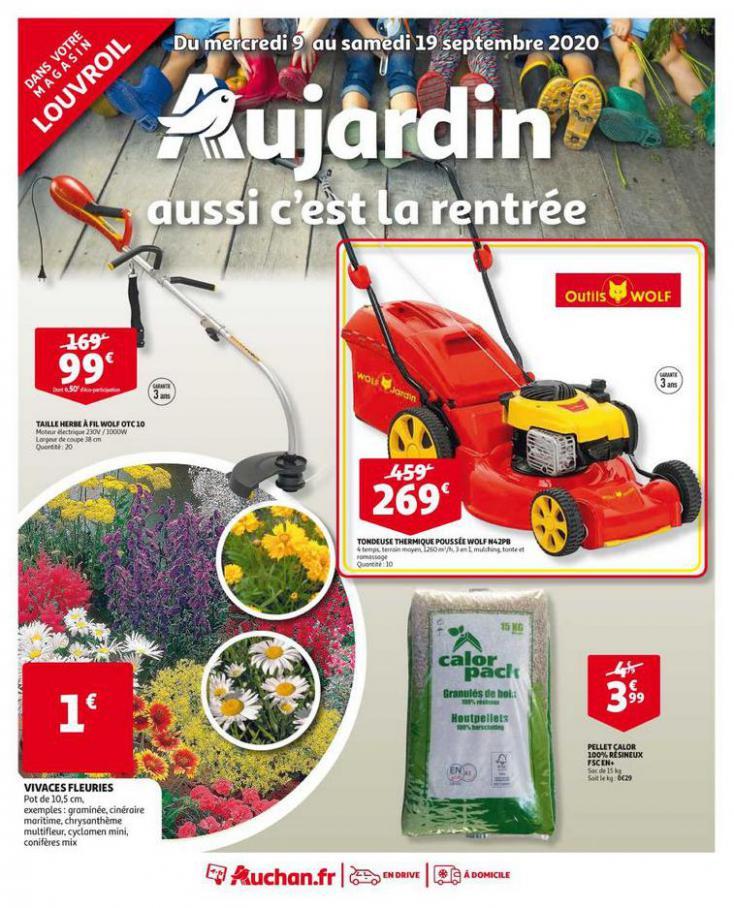 Catalogue Auchan Direct . Auchan Direct (2020-09-19-2020-09-19)