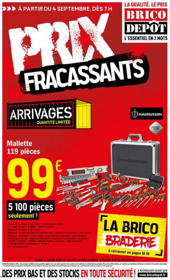 Catalogue Brico Dépôt . Brico Dépôt (2020-09-17-2020-09-17)