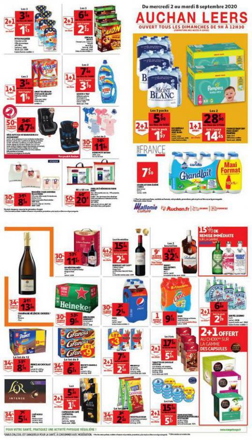 Septembre 1 . Auchan Direct (2020-09-08-2020-09-08)