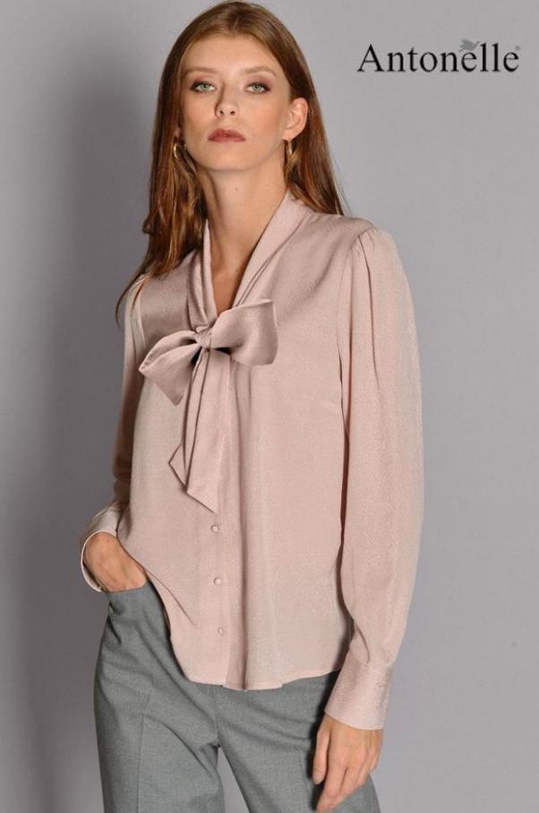 Chemises & Tops Femme . Antonelle (2020-11-13-2020-11-13)